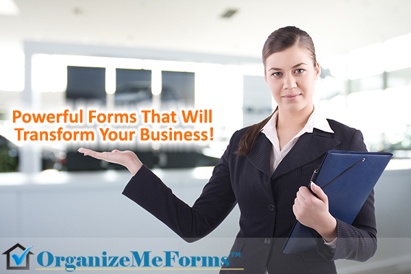 Powerful Real Estate Forms