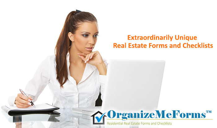 Real Estate Forms and Checklists