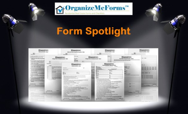 Form Spotlight OrganizeMeForms