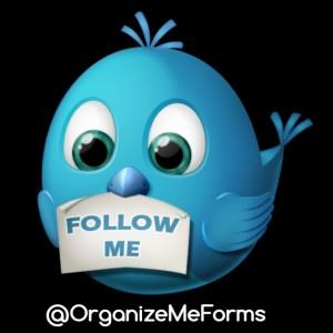 OrganizeMeForms on Twitter